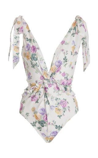 Demeter Floral One-Piece Swimsuit