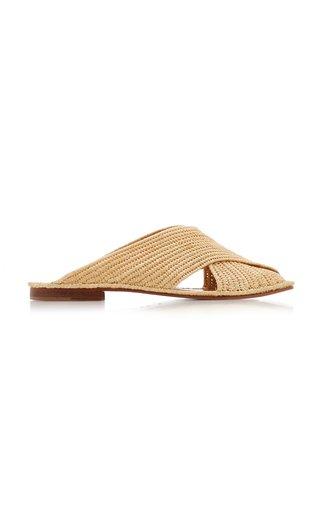 Arielle Raffia Sandals