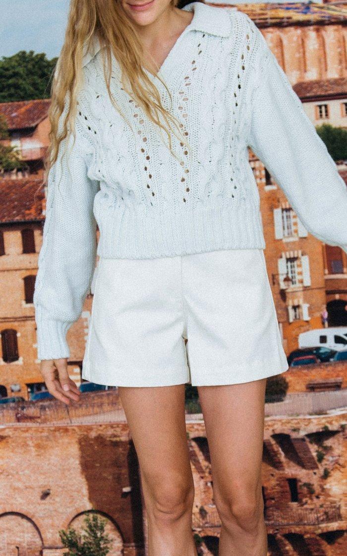 Torino Knit Sweater
