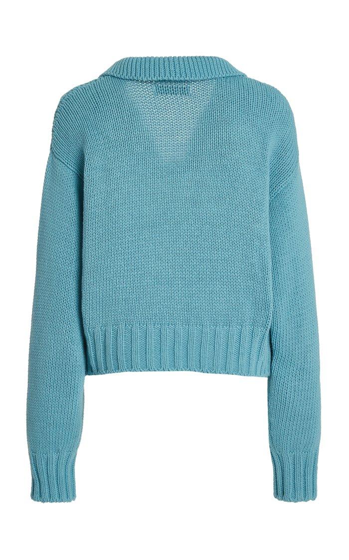 Torino V-Neck Sweater