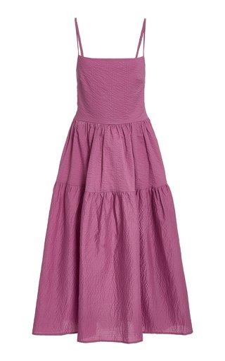 Gioia Open-Back Midi Dress