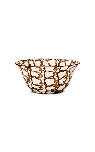 Spongeware Small Bowl, Set Of Four