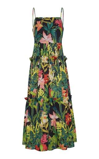 Harbour Island Cotton Dress