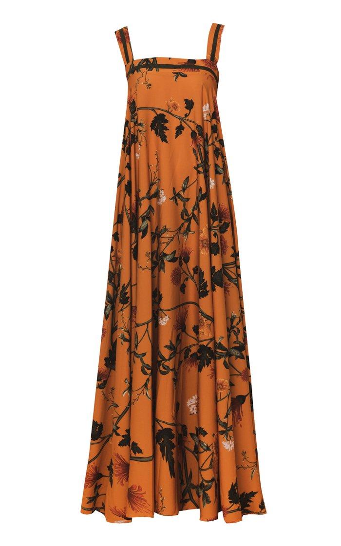 Penny Sleeveless Maxi Dress