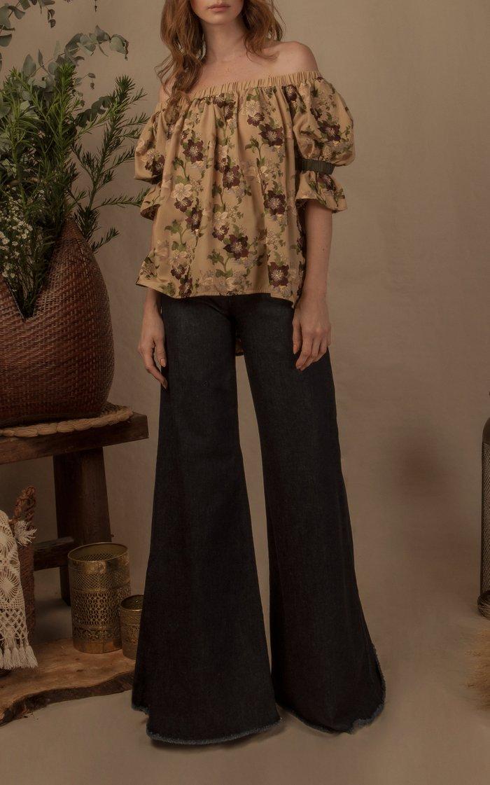 Amaryllis Wide Leg Jeans