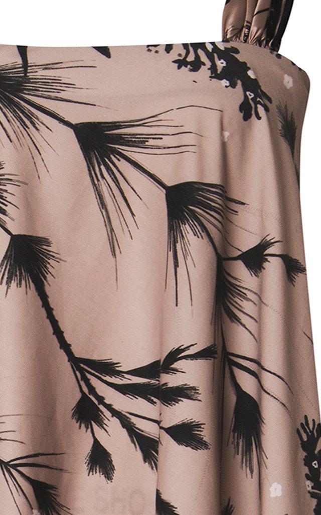 Amaranto Sleeveless Maxi Dress