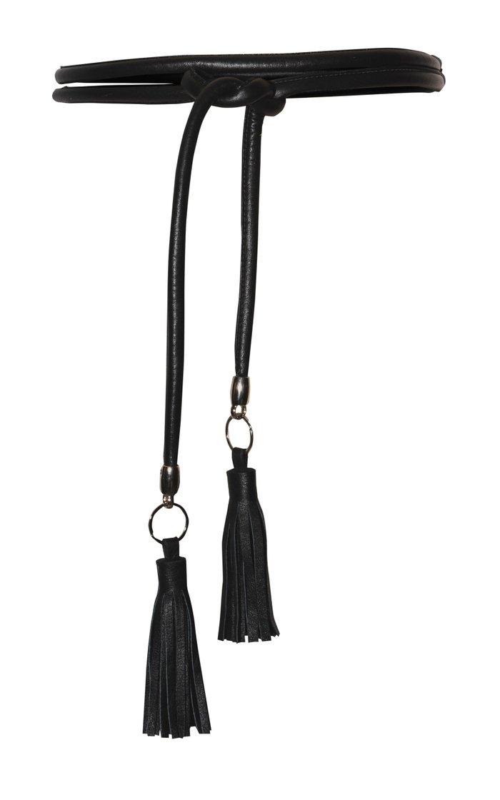 Alamo Leather Rope Belt