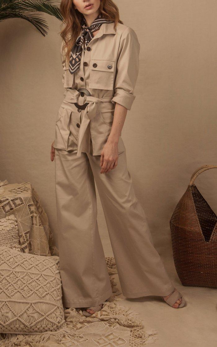 Olmo Wide Cotton Belt