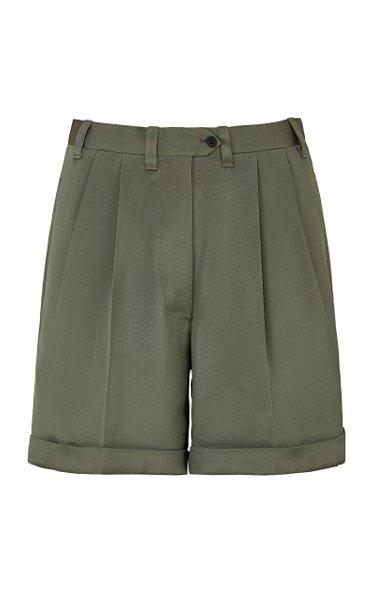 The Husband Silk Shorts