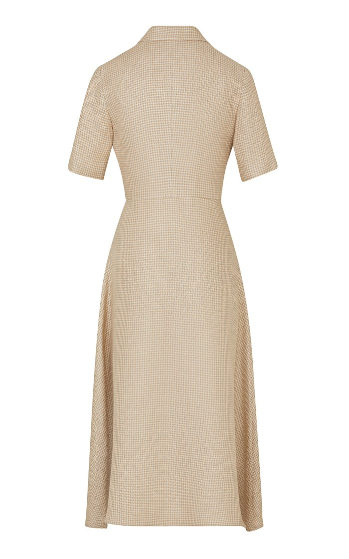 The Giulia Linen Dress