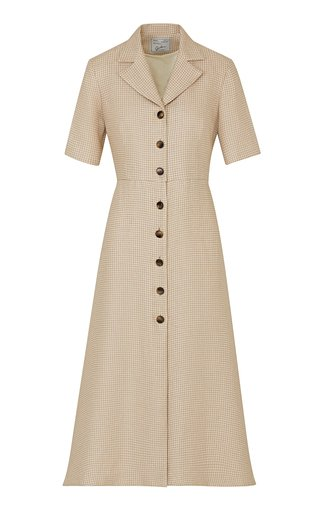 The Giulia Linen Dress