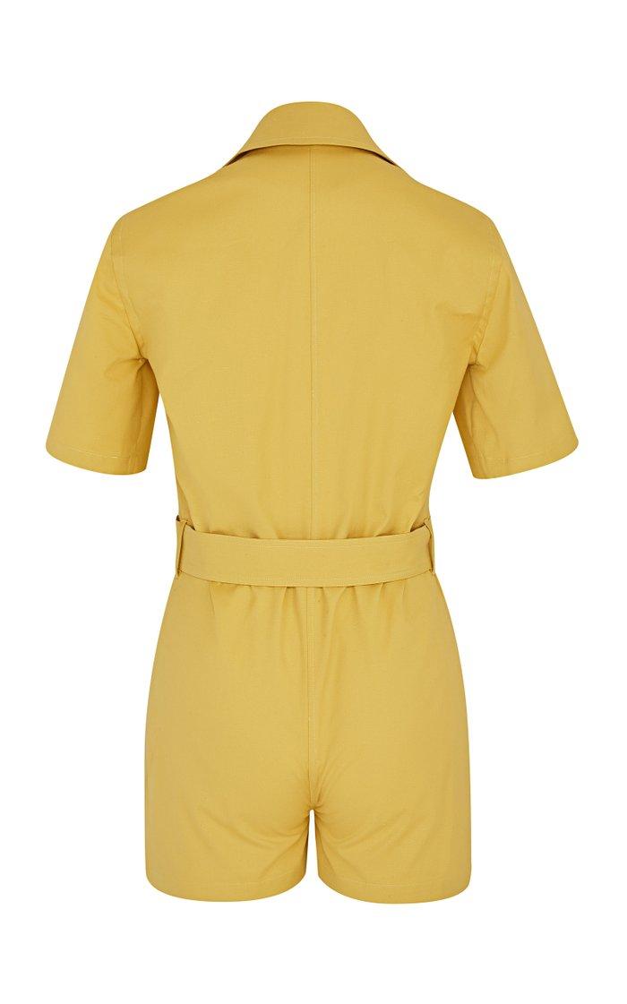 The Sienna Cotton Jumpsuit