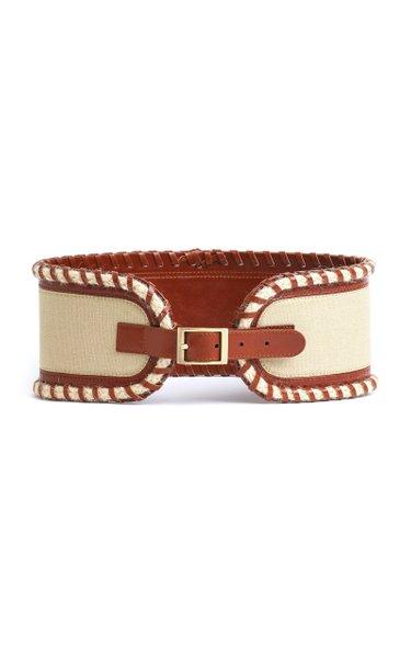 The Jockey Wide Waist Belt