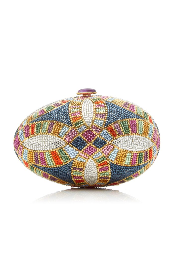 Vintage Mix Crystal Egg Archive Clutch