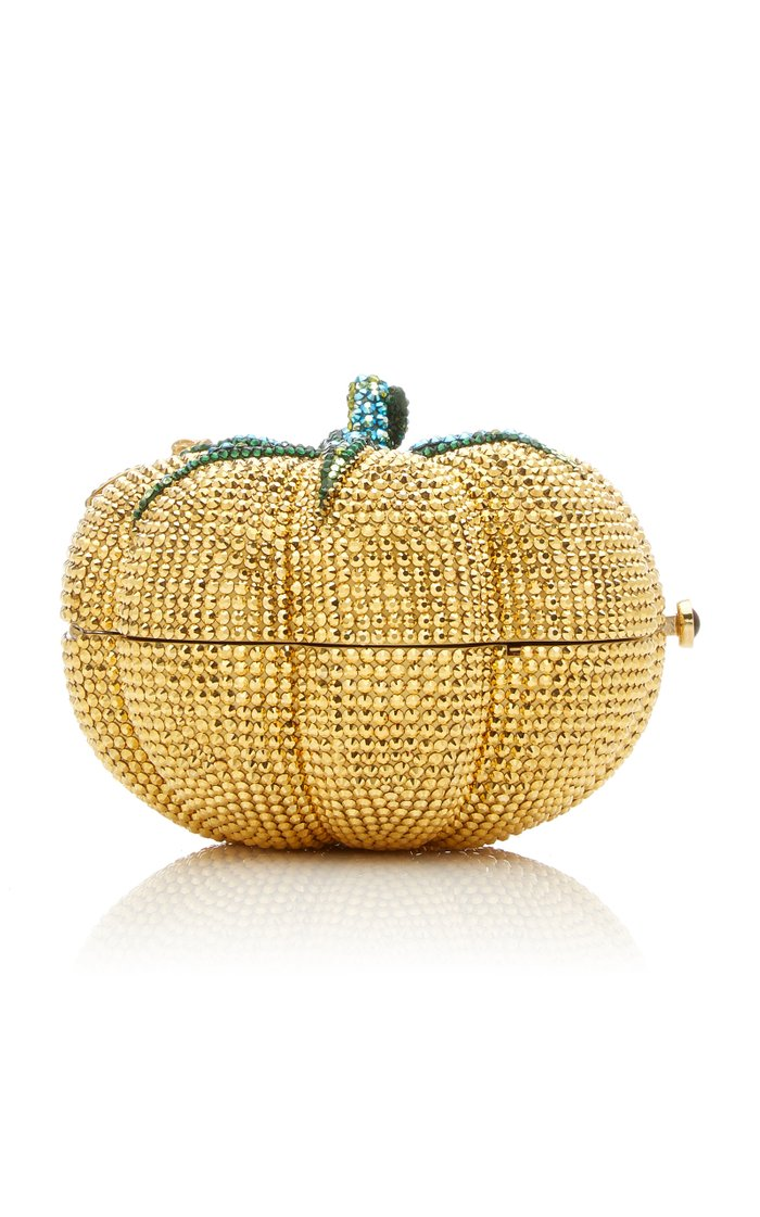 Golden Tomato Crystal Archive Clutch