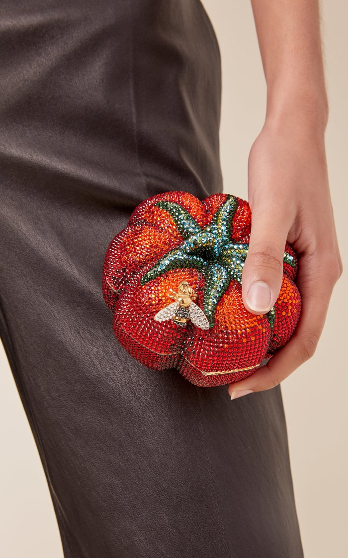 Heirloom Tomato Crystal Archive Clutch