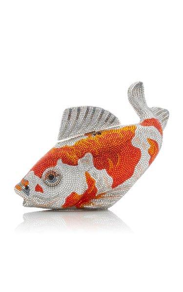 Koi Fish Crystal Novelty Clutch