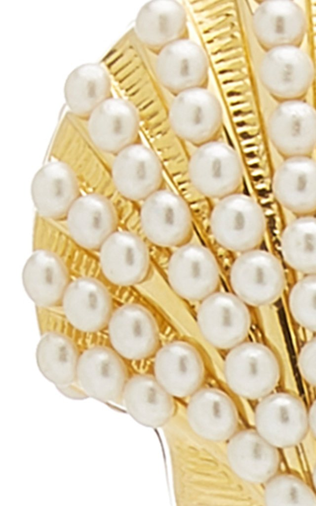 Pearly Shell Pillbox