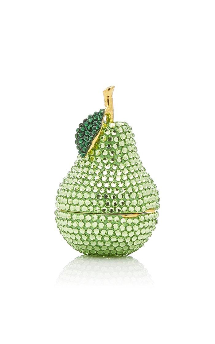 Crystal Pear Pillbox