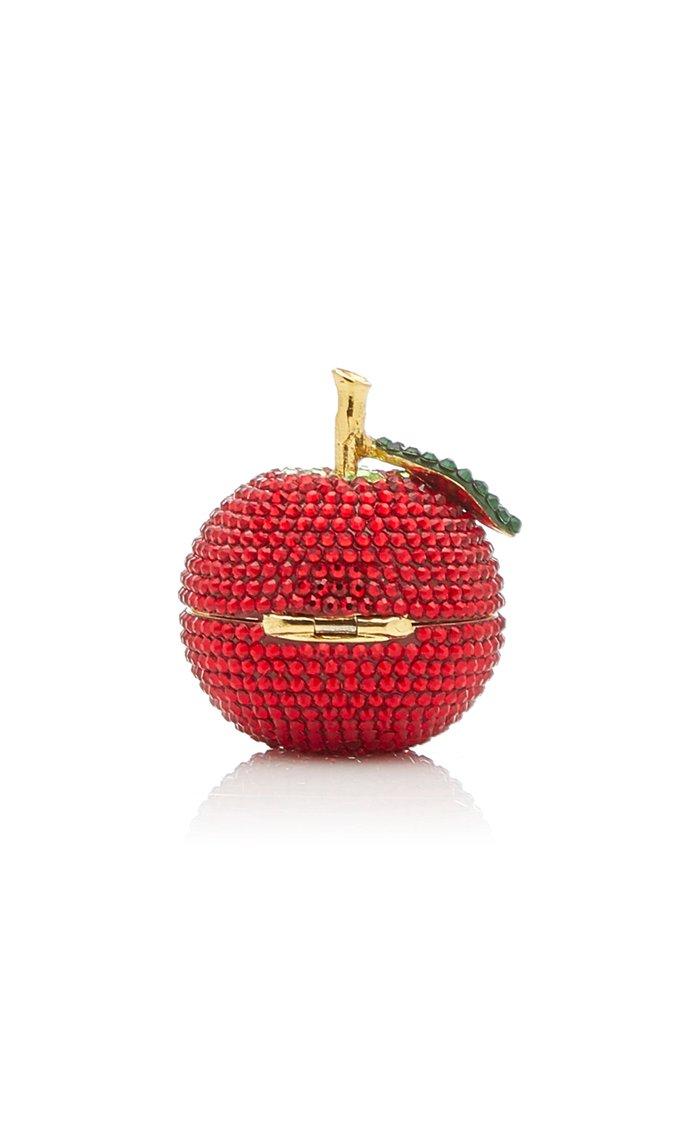 Delicious Apple Crystal Pillbox