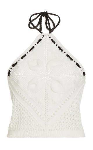 Bettie Knit Halter Top