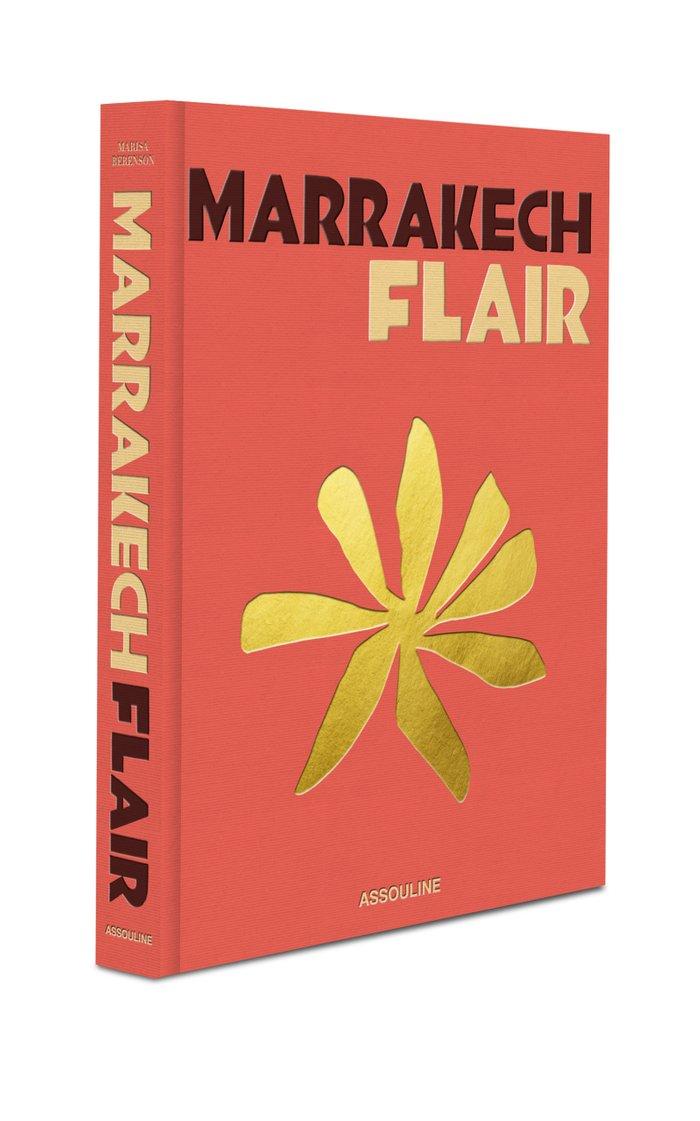 Marrakech Flair Hardcover Book