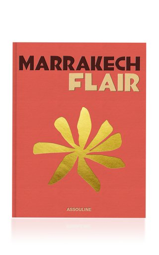 Marrakech Flair Hardcover Book