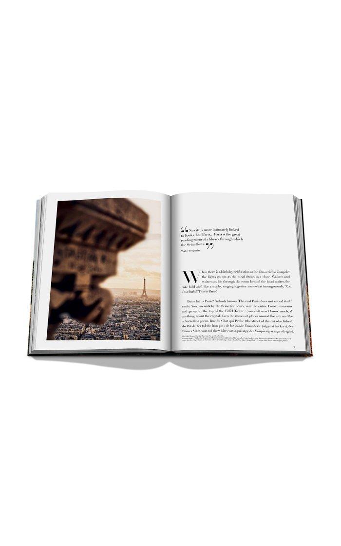 Paris Chic Silk-Hardcover Book
