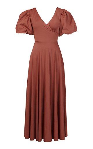 Exclusive Silvia Reversible Wrap Dress