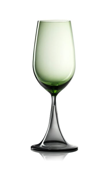 Set Of 6 Riesling Green Grey