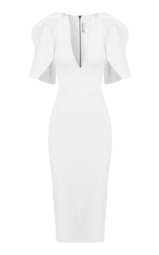 SpecialOrder-Vowed Cady Midi Dress