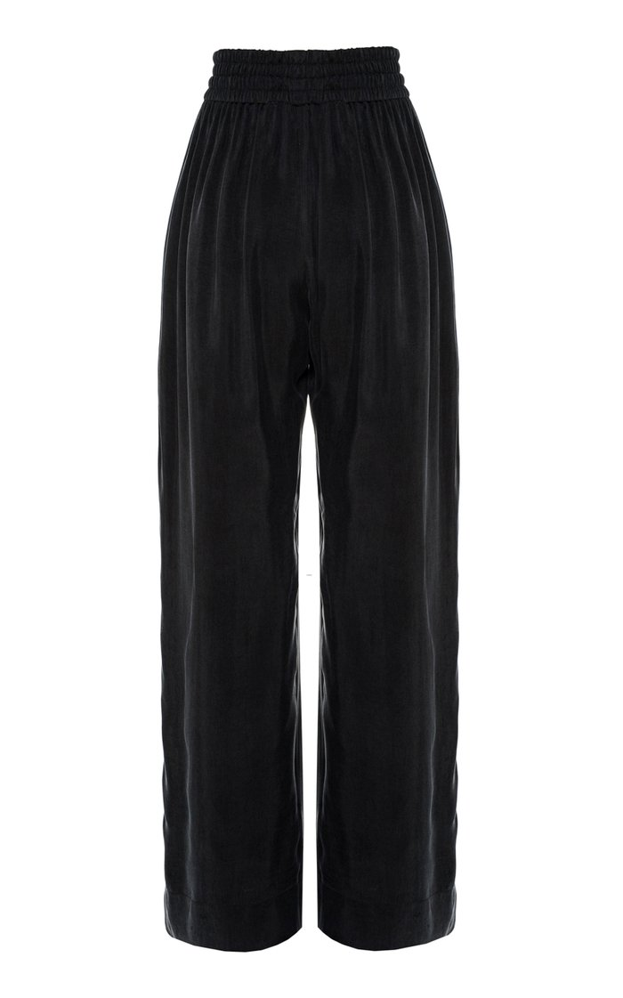 Recycled Velour Track Pants