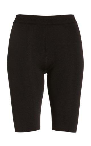Biker Knit Shorts