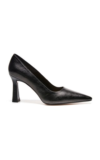 Renee Leather Pumps