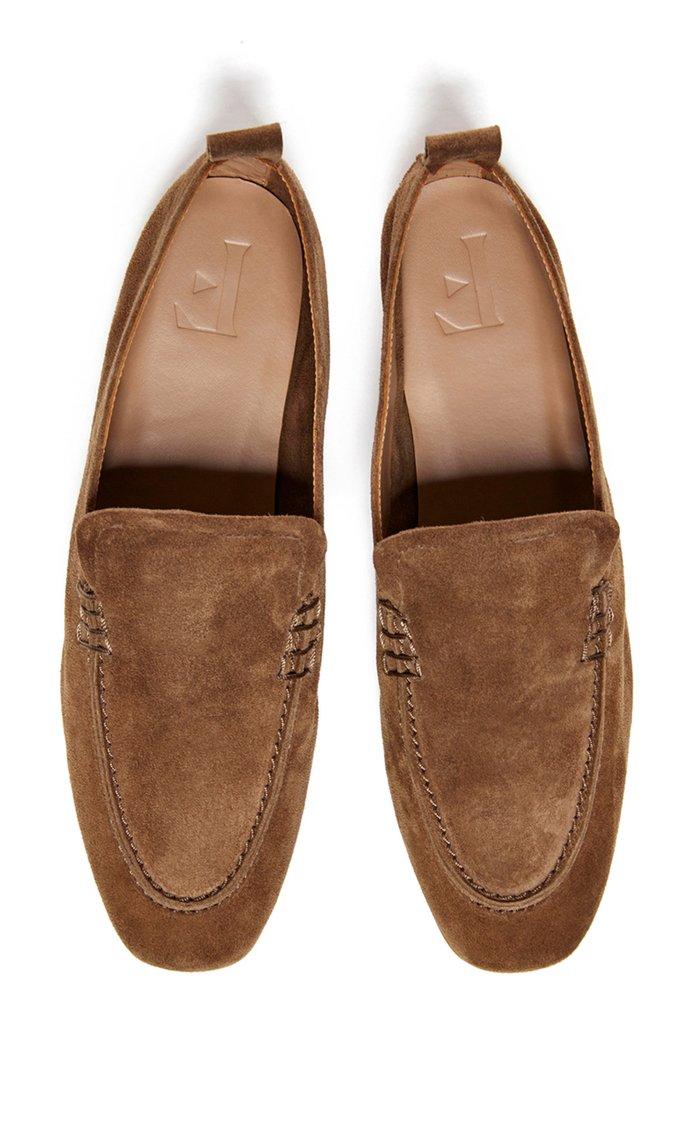 Vida Suede Loafers