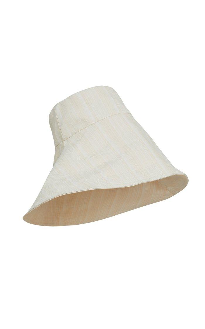 Savannah Linen Sun Hat