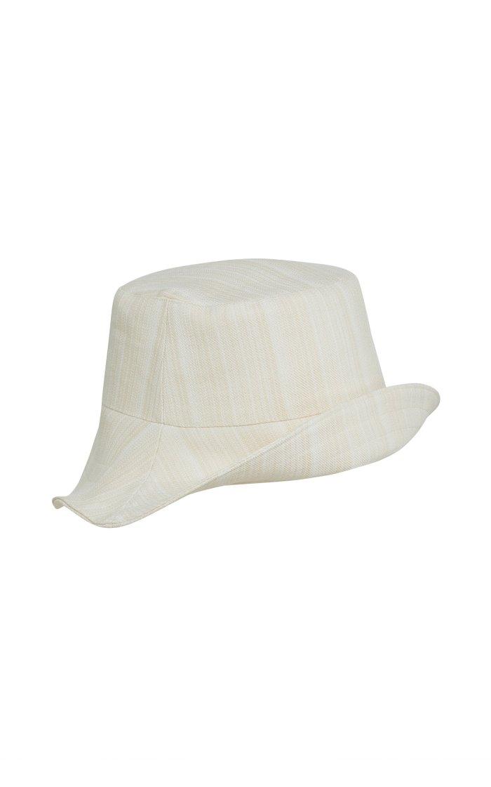 Rocco Linen Bucket Hat