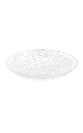 Set Of 6 Opale Dessert Plates