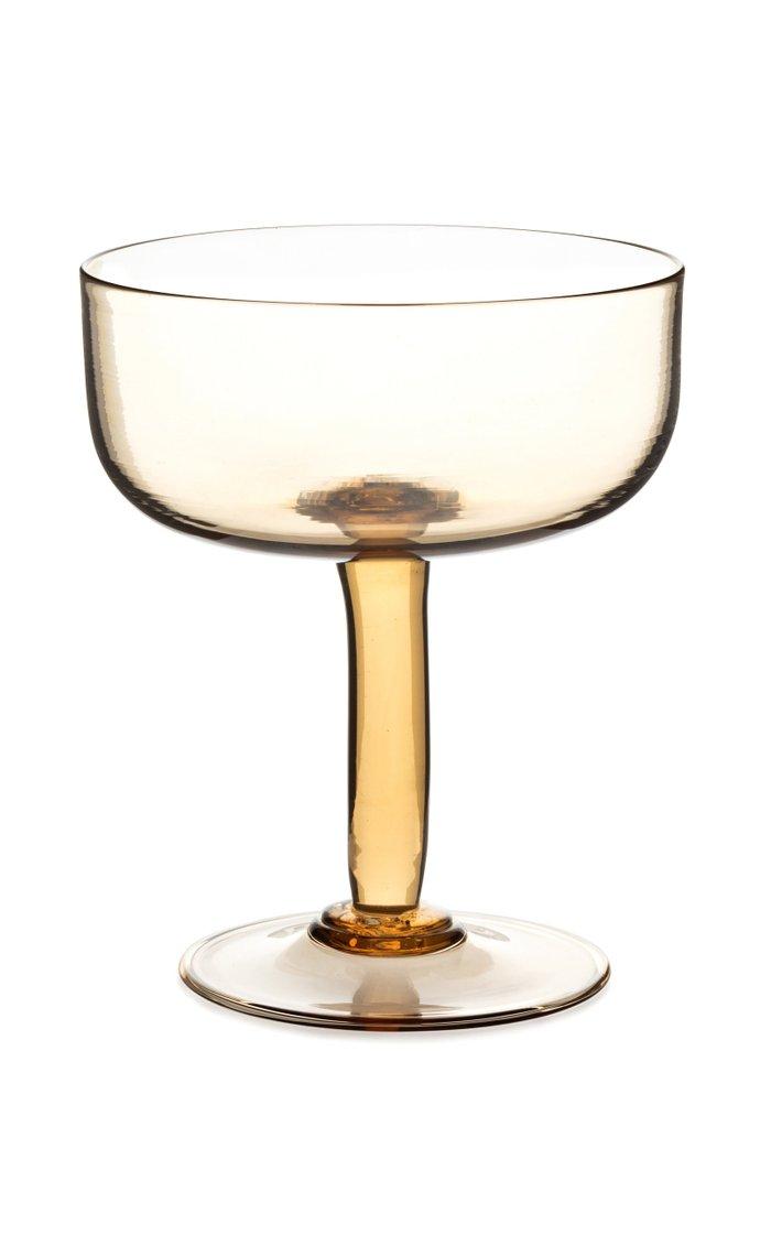 Set Of 2 Champagne Glasses Fume'