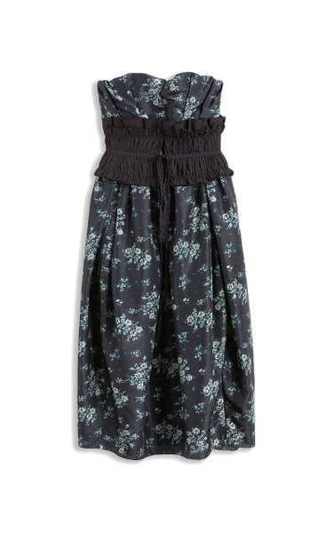 Saviana Silk Dress