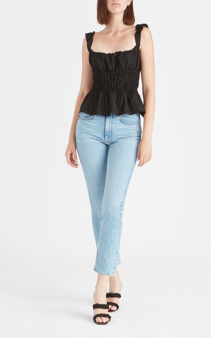 Silvia Cotton Camisole Top