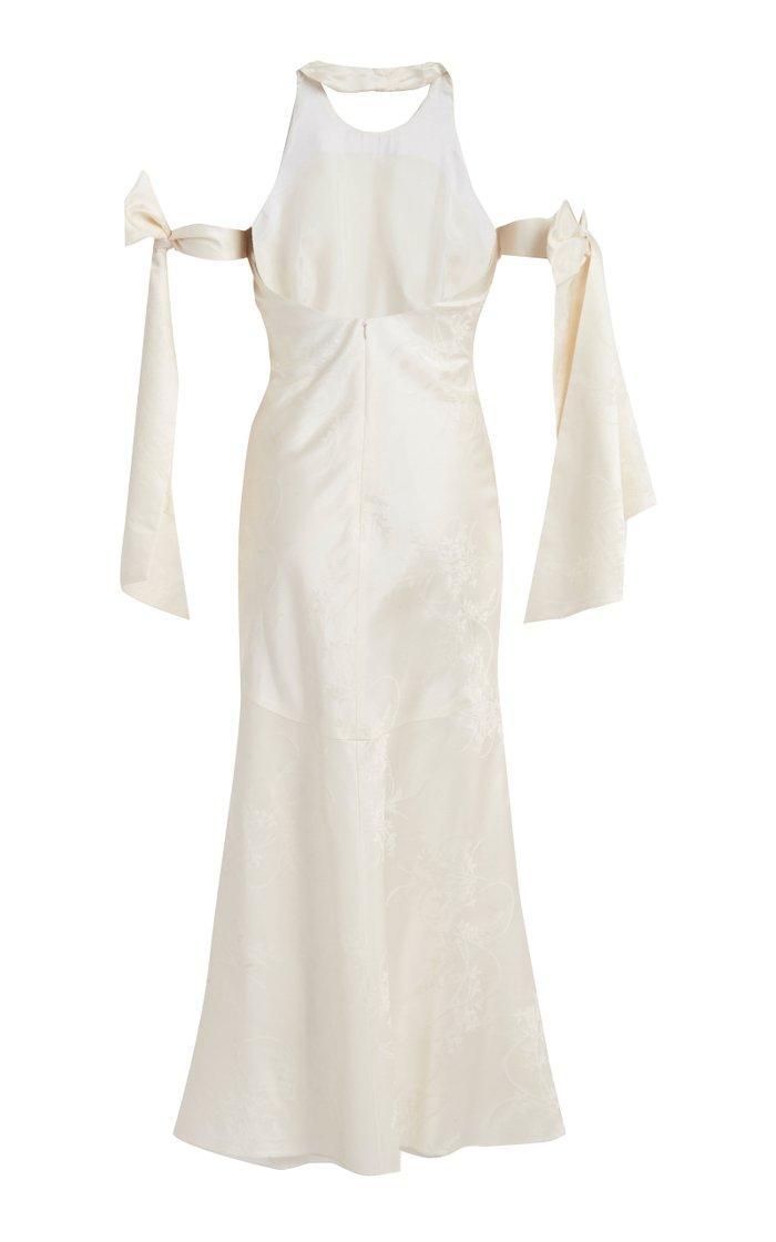 Cecelie Bow Arm Dress
