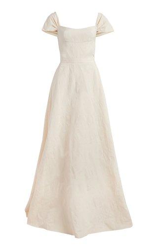 Idra Ivory Gown
