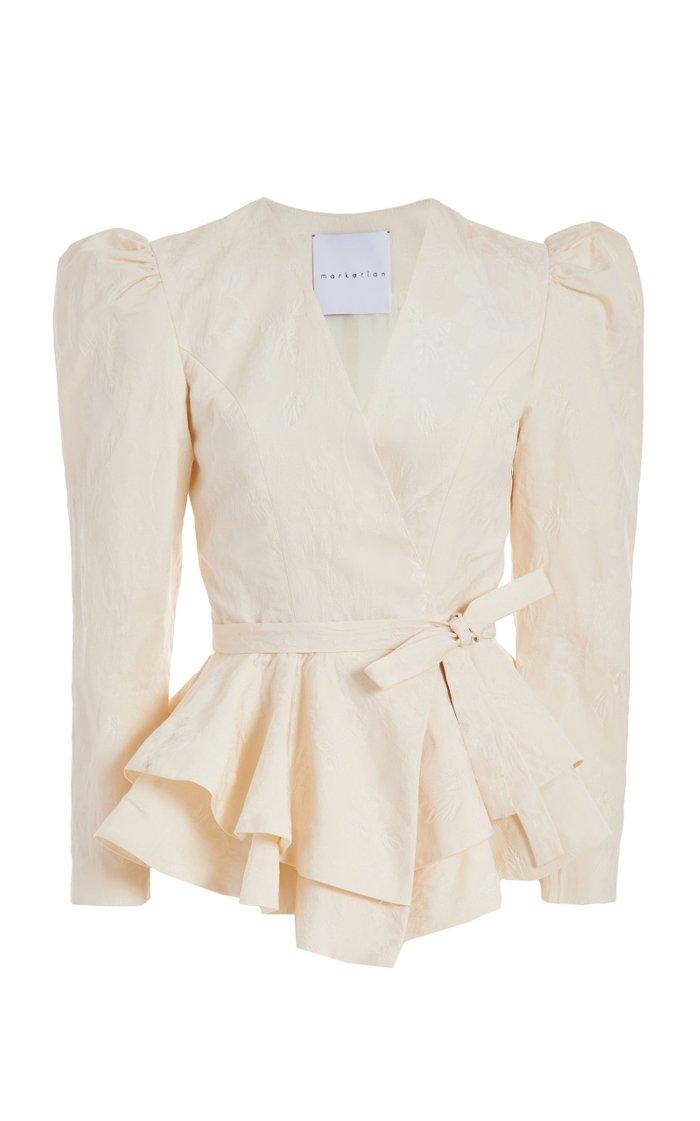 Sadira Ivory Jacket