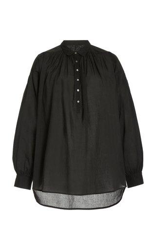 Miles Oversized Cotton Shirt