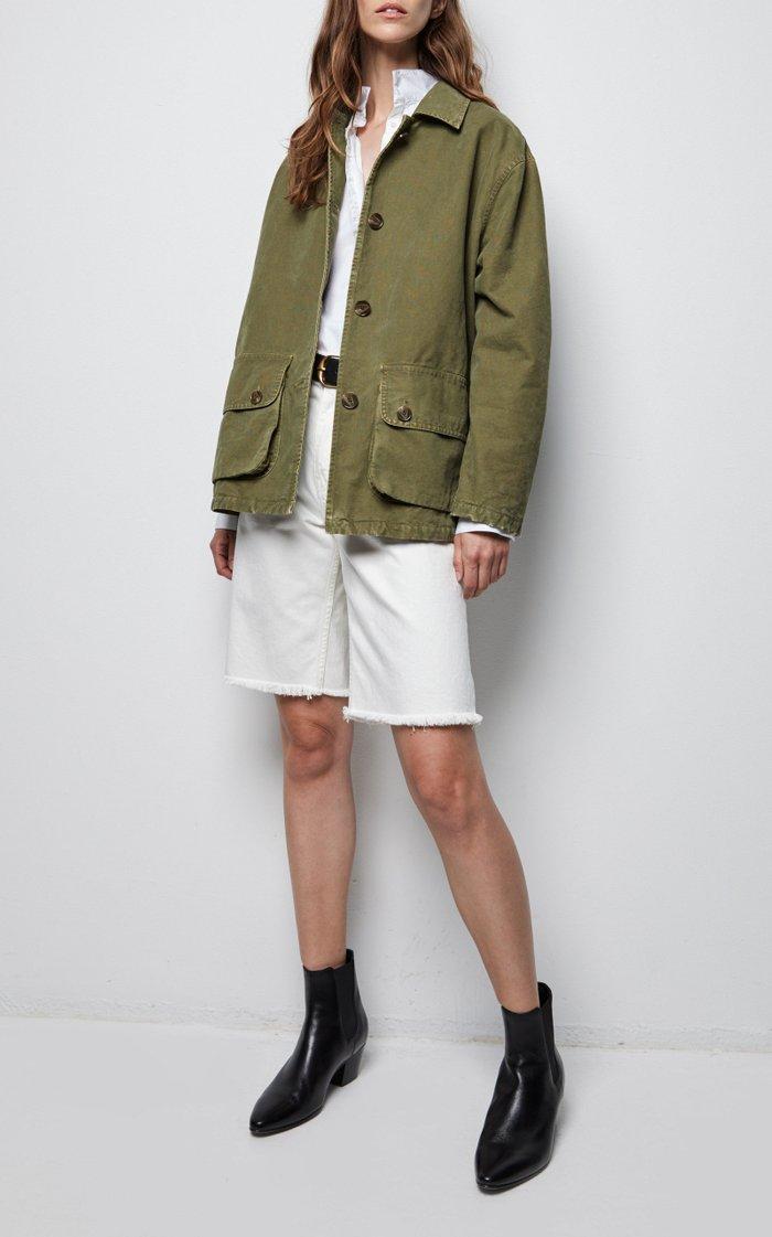 Connor Cotton Cargo Jacket