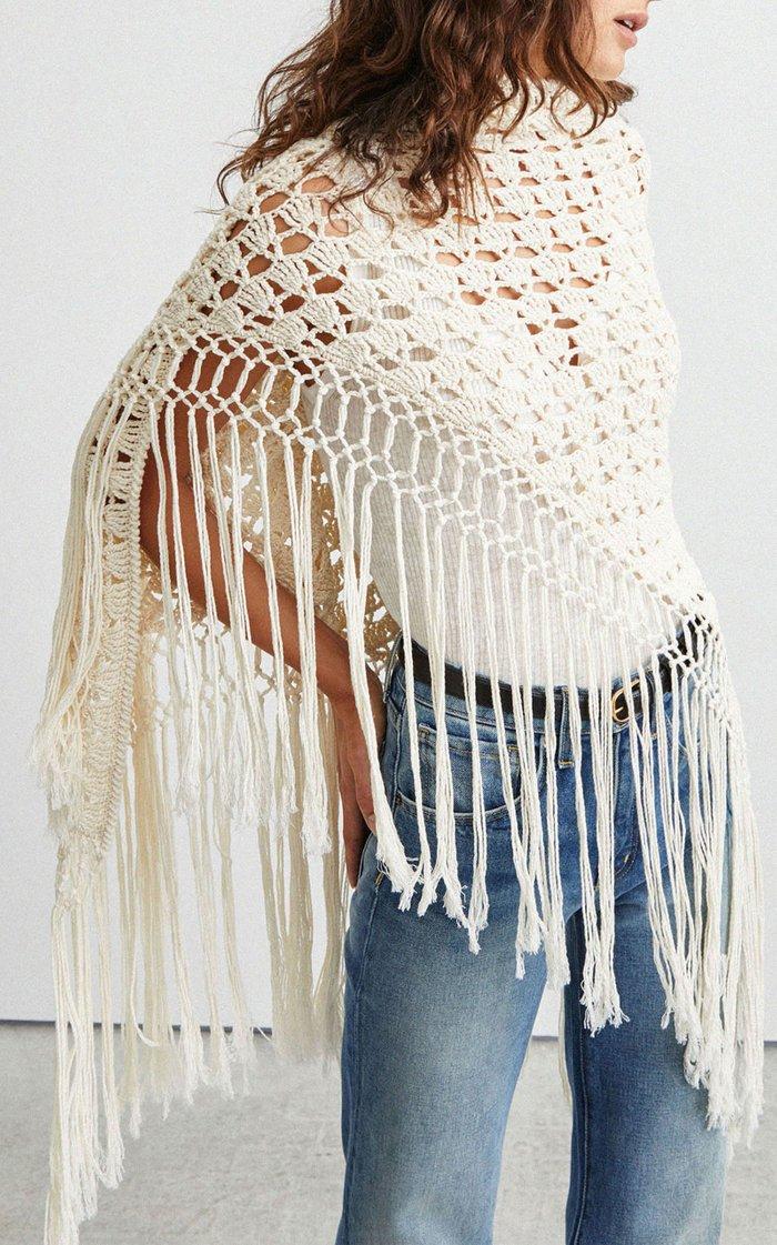Robin Crochet Shawl