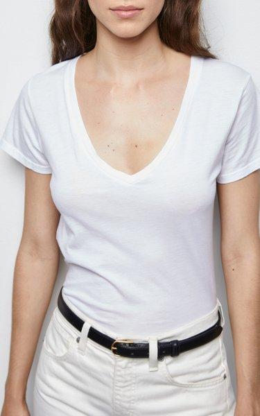 Carol Cotton T-Shirt