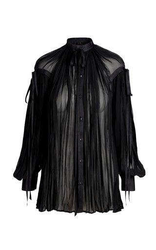 Porthos Silk Blouse