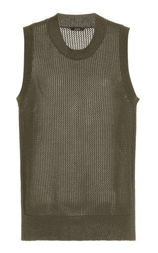 Knit Cotton Top
